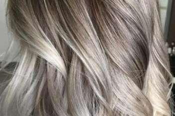 покрасить волосы в пепельно русый цвет