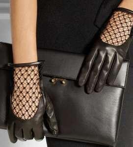 Женские-кожаные-перчатки-2018-2019